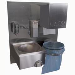 Lavamani - Asciugamani - Igienizzazione mani - Dispenser