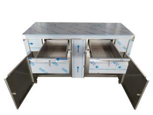 esecuzione-tavolo-cassetti-guide-saldato-tig-acciaio-inox