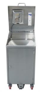lavamani-acciaio-inox-chiudibile-803S300-asciugamani -elettrico
