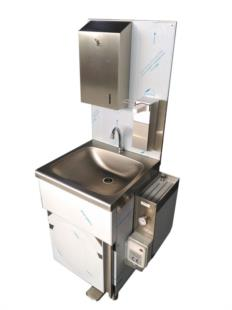 lavamani-acciaio-inox-con-optional-sterilizzatore-dosasapone-portasalviette-803B022