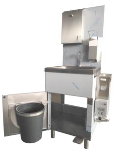 lavamani-optionals-paretina-dosasapone-portacarta-sterilizzatore-cestino