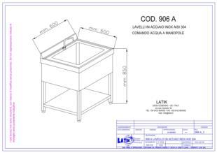 lavello-acciaio-inox-comando-acqua-manopole-aperto-906A