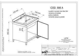 lavello-lavabo-lavandino-acciaio-inox-armadiato-porta-battente-comando-pedale-906A_