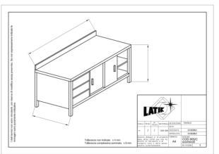 tavolo-con-sponda-acciaio-inox-porte-scorrevoli-905C