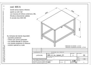 tavolo-senza-ripiano-inferiore-acciaio-inox-con-traversa-rinforzo-905A