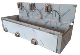 vasca-canale-3posti-comando-push-con-dosasapone