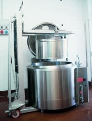 caldaia di cottura e pastorizzazione prodotti confezionati