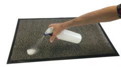 tappeto igienizzabile tramite apposita soluzione disinfettante